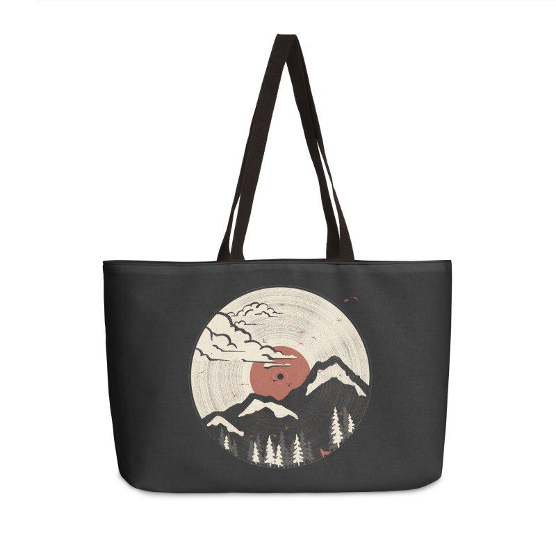 MTN LP.... Accessories Bag by NDTank's Artist Shop