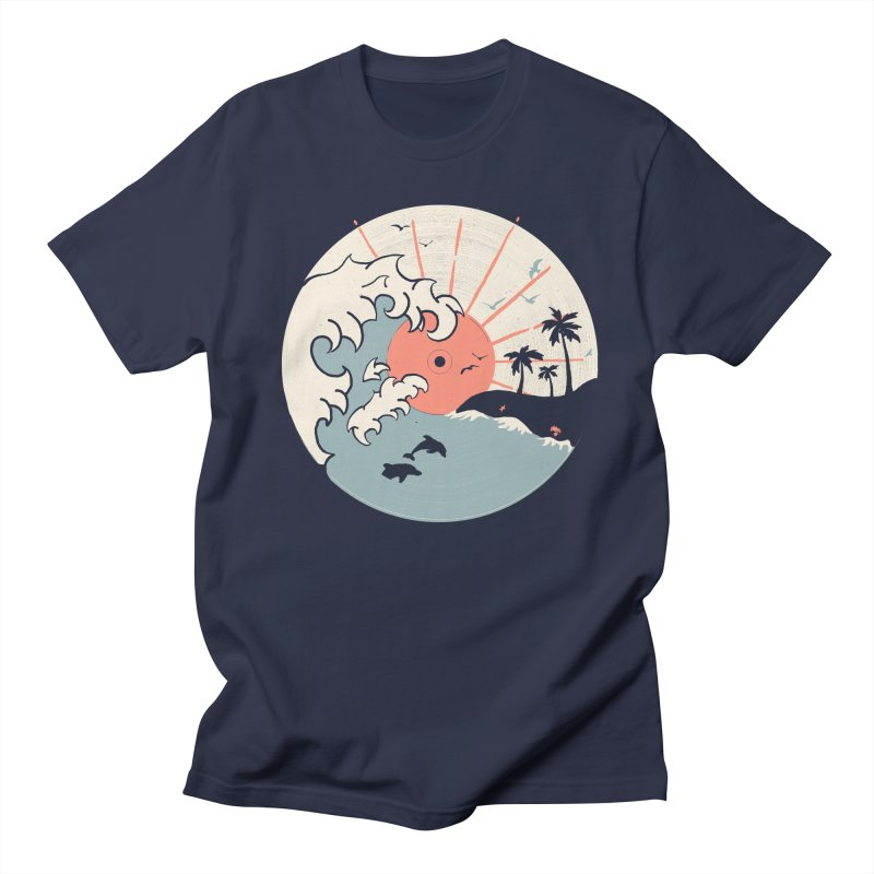 OCN LP... Women's Unisex T-Shirt by NDTank's Artist Shop