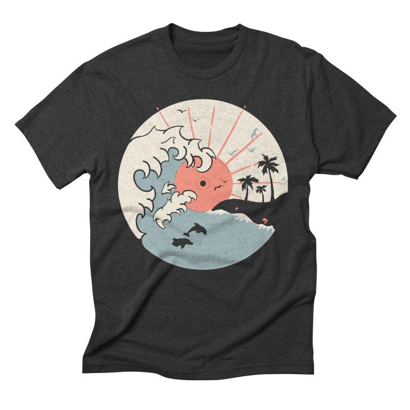 OCN LP... Men's Triblend T-shirt by NDTank's Artist Shop