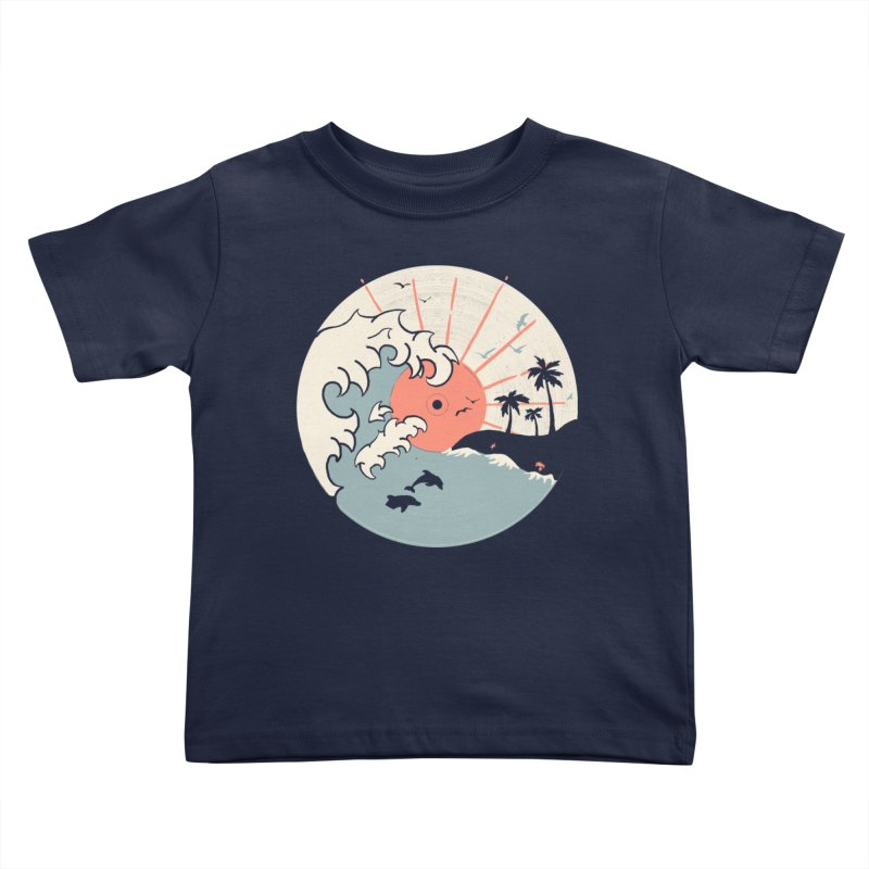 OCN LP... Kids Toddler T-Shirt by NDTank's Artist Shop