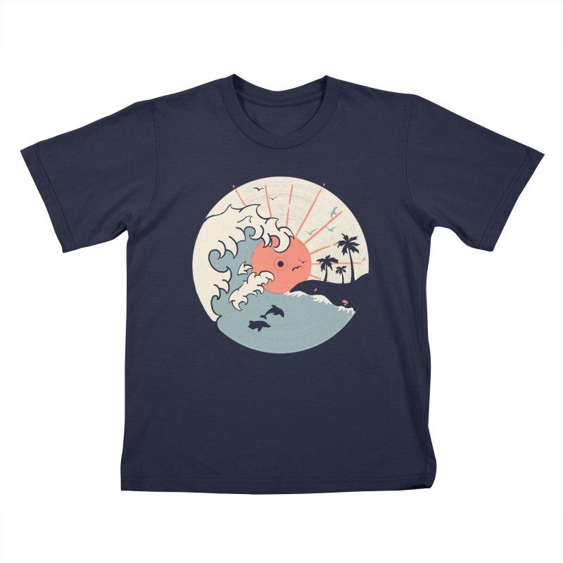 OCN LP.... Kids T-Shirt by NDTank's Artist Shop