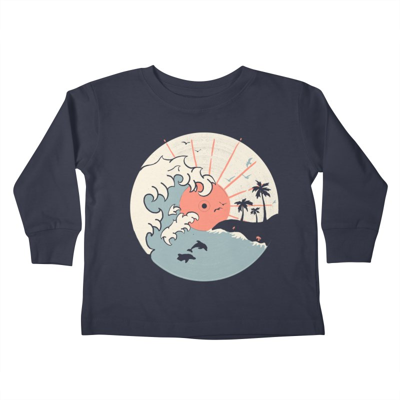 OCN LP... Kids Toddler Longsleeve T-Shirt by NDTank's Artist Shop