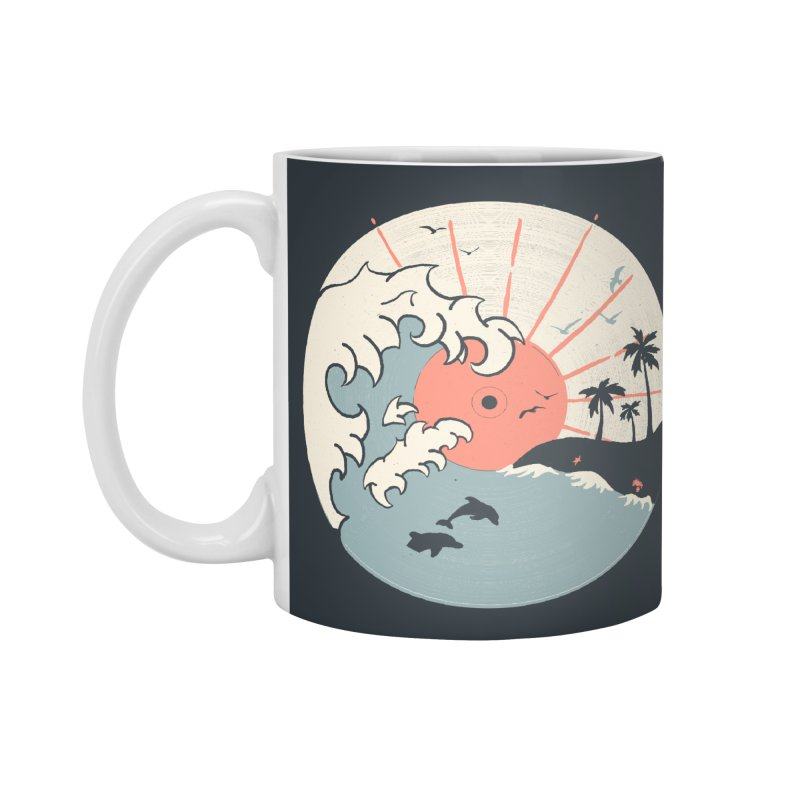 OCN LP... Accessories Mug by NDTank's Artist Shop