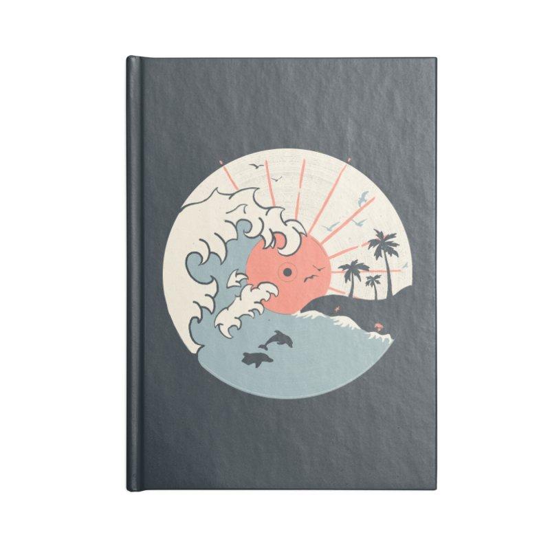 OCN LP... Accessories Notebook by NDTank's Artist Shop