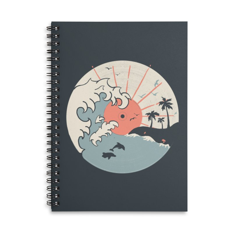 OCN LP.... Accessories Notebook by NDTank's Artist Shop