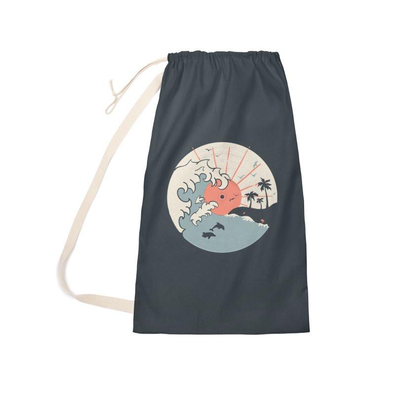 OCN LP.... Accessories Bag by NDTank's Artist Shop
