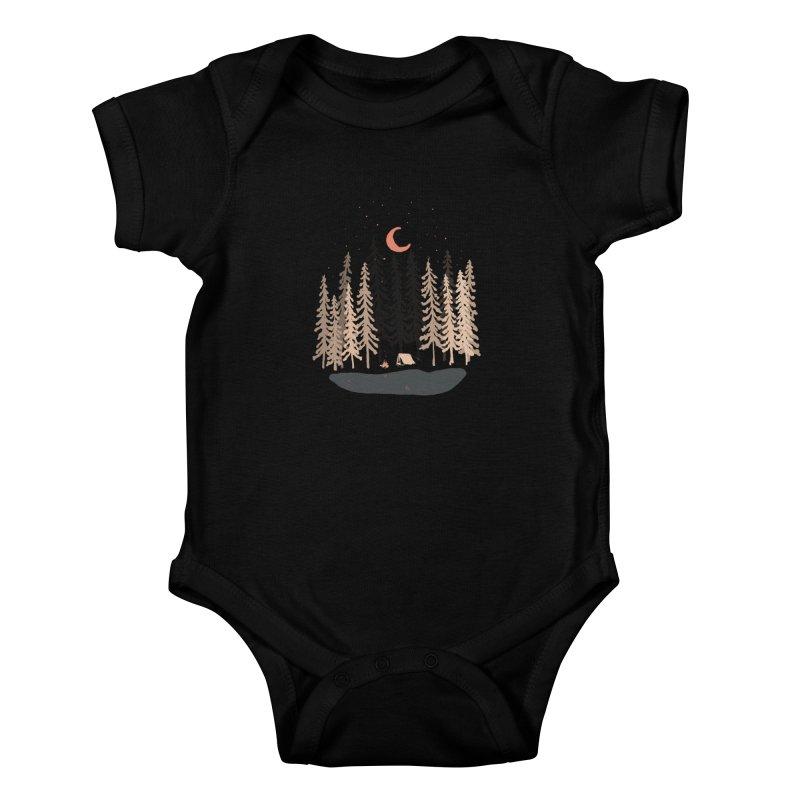 Feeling Small... Kids Baby Bodysuit by NDTank's Artist Shop