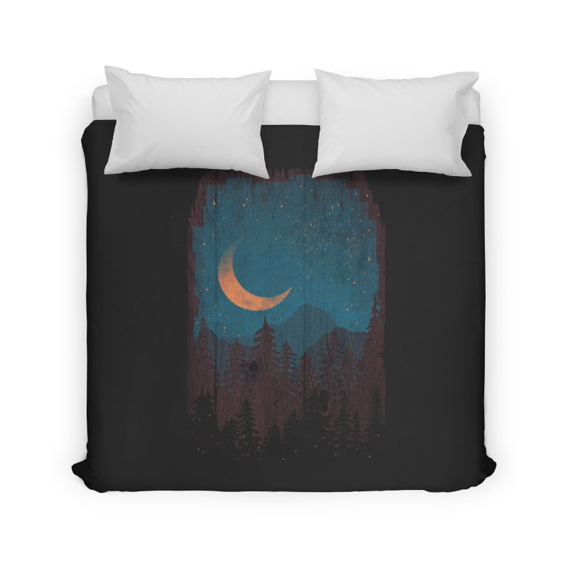 Those Summer Nights... Home Duvet by NDTank's Artist Shop