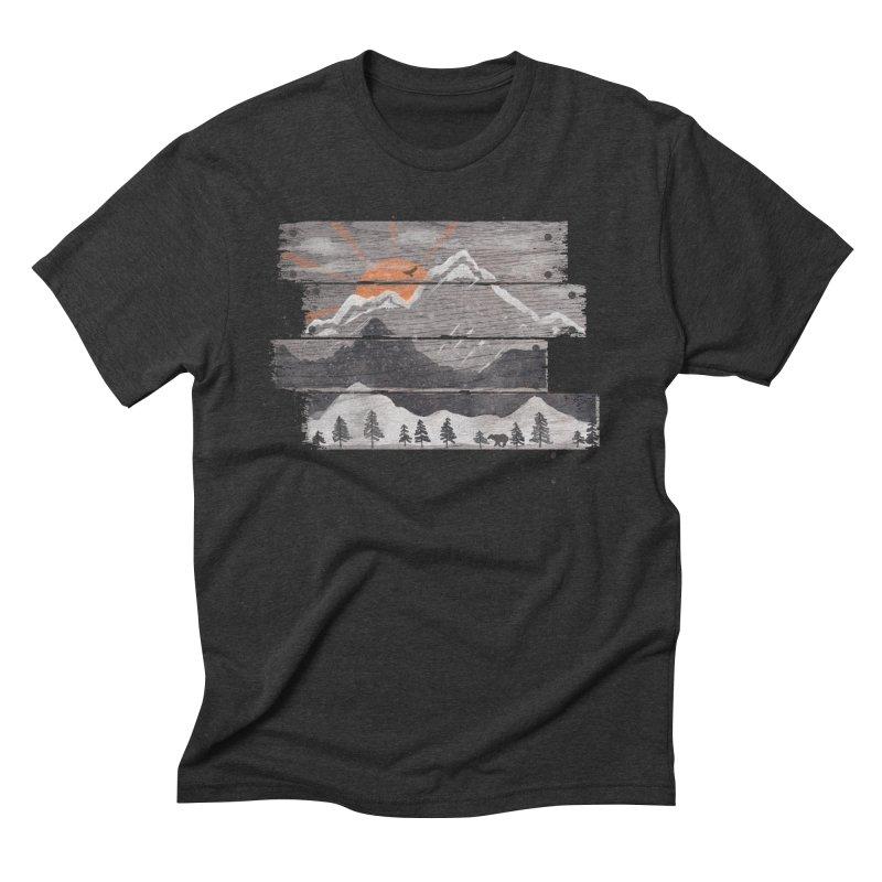Into the Grey.... Men's T-Shirt by NDTank's Artist Shop