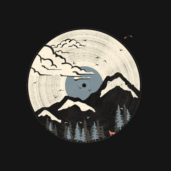 image for MTN LP... (Blue Variant)