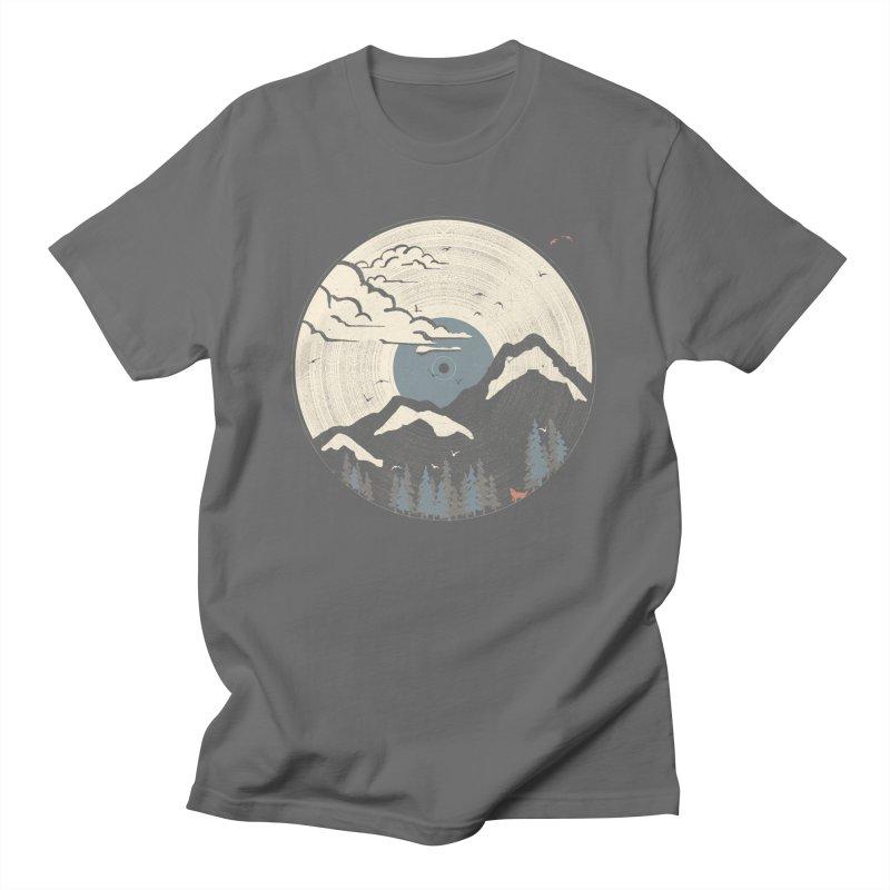 MTN LP... (Blue Variant) Men's T-Shirt by NDTank's Artist Shop