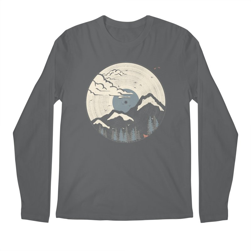 MTN LP... (Blue Variant) Men's Longsleeve T-Shirt by NDTank's Artist Shop