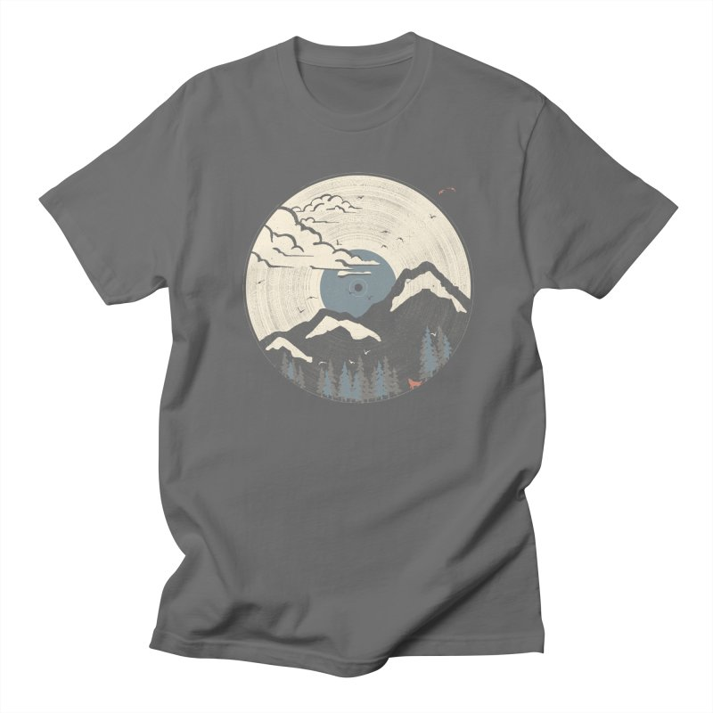 MTN LP... (Blue Variant) Men's T-Shirt by NDTank's Artist Shop