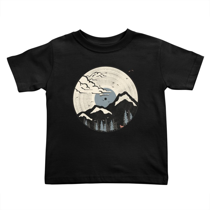 MTN LP... (Blue Variant) Kids Toddler T-Shirt by NDTank's Artist Shop