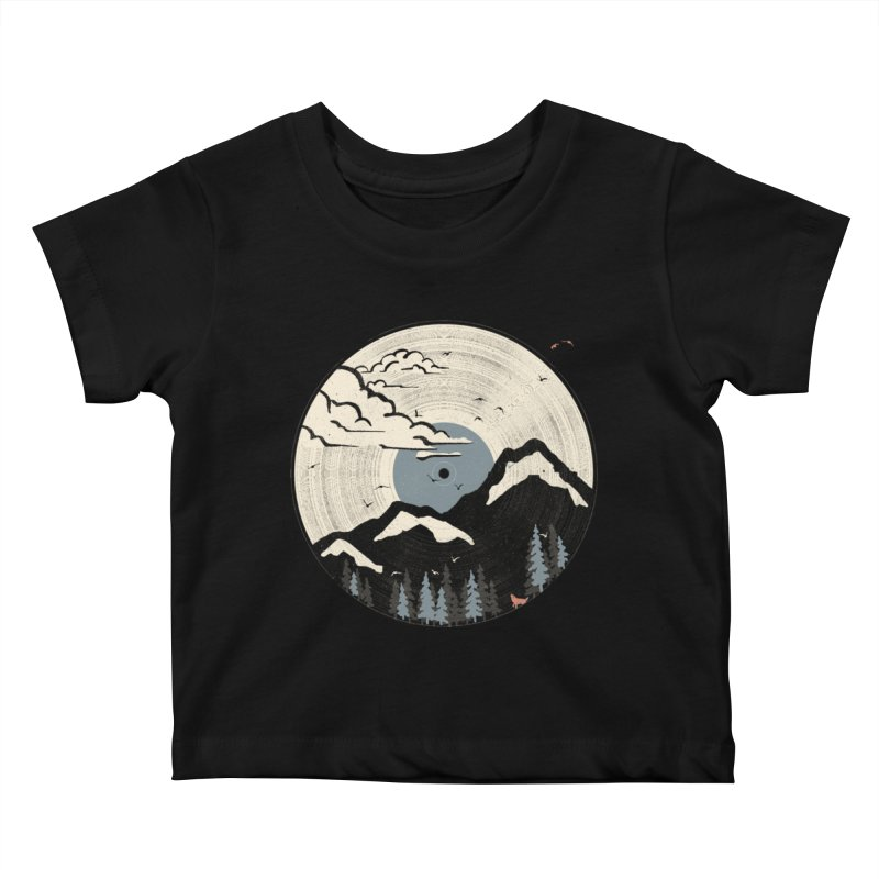 MTN LP... (Blue Variant) Kids Baby T-Shirt by NDTank's Artist Shop