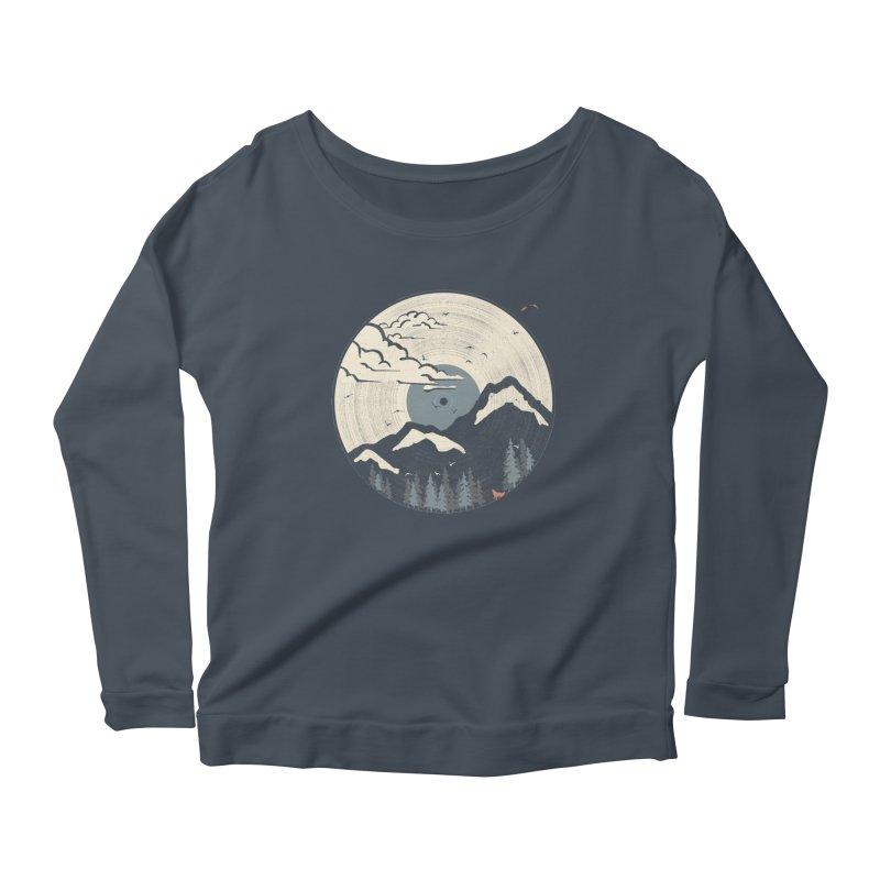 MTN LP... (Blue Variant) Women's Longsleeve T-Shirt by NDTank's Artist Shop