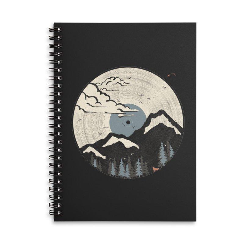MTN LP... (Blue Variant) Accessories Notebook by NDTank's Artist Shop