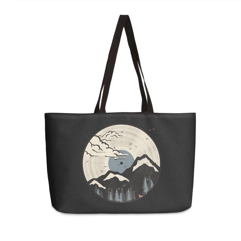 MTN LP... (Blue Variant) Accessories Bag by NDTank's Artist Shop