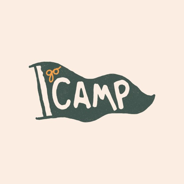 image for Go Camp... (Green Pennant)