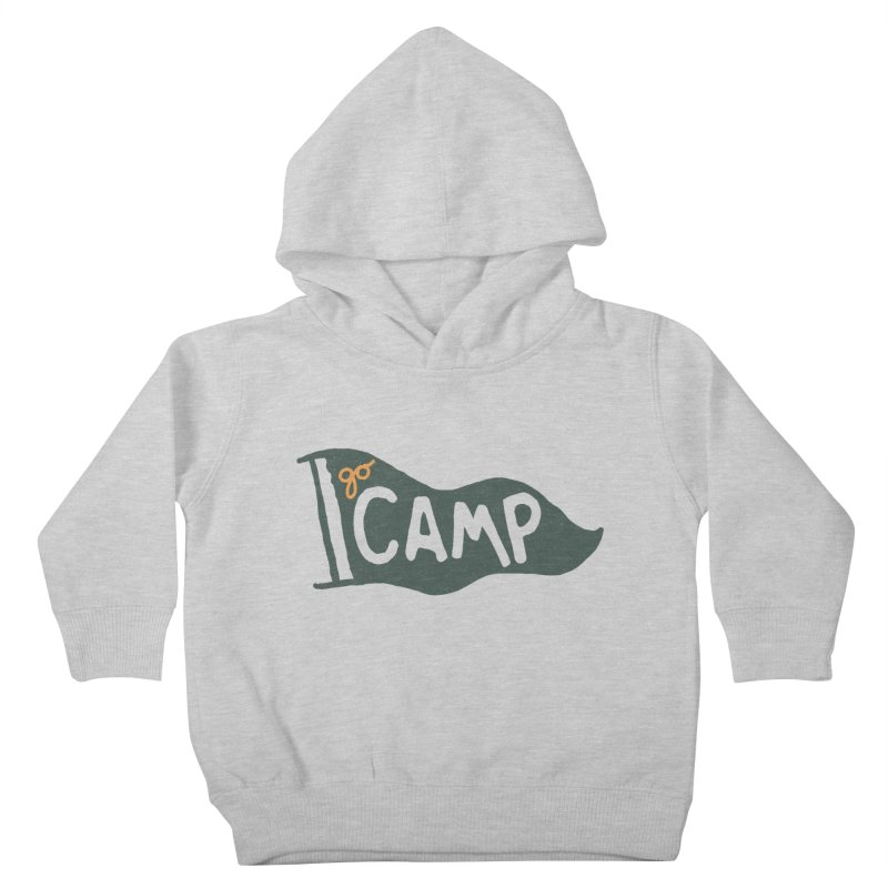 Go Camp... (Green Pennant)   by NDTank's Artist Shop