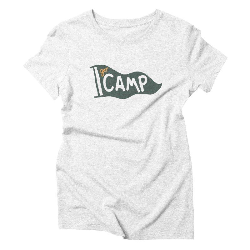 Go Camp... (Green Pennant)   by NDTank's Artist Shop