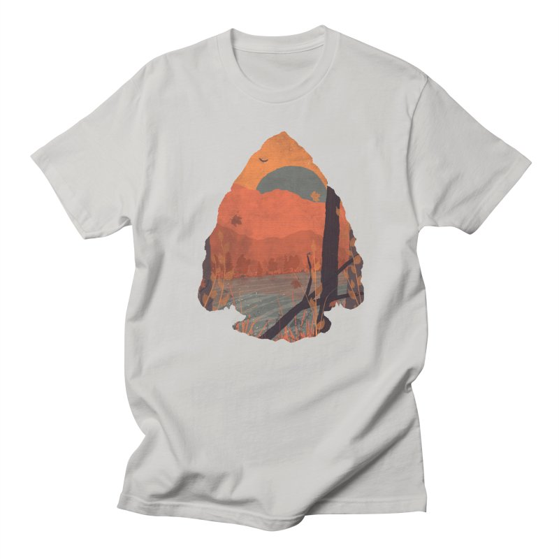 Autumn in the Gorge... Men's T-Shirt by NDTank's Artist Shop