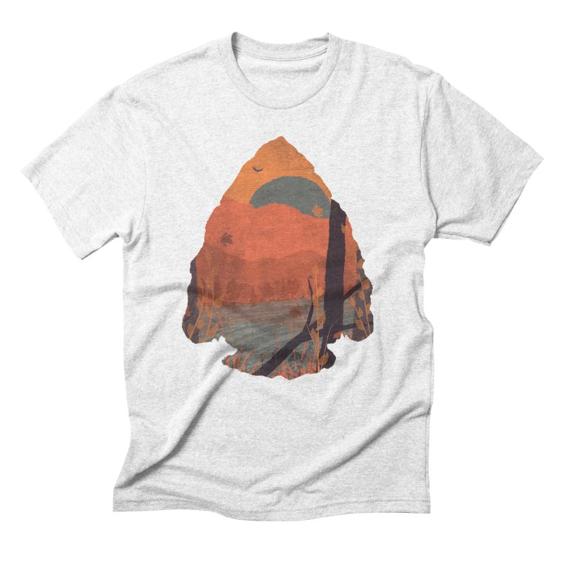 Autumn in the Gorge... Men's Triblend T-shirt by NDTank's Artist Shop