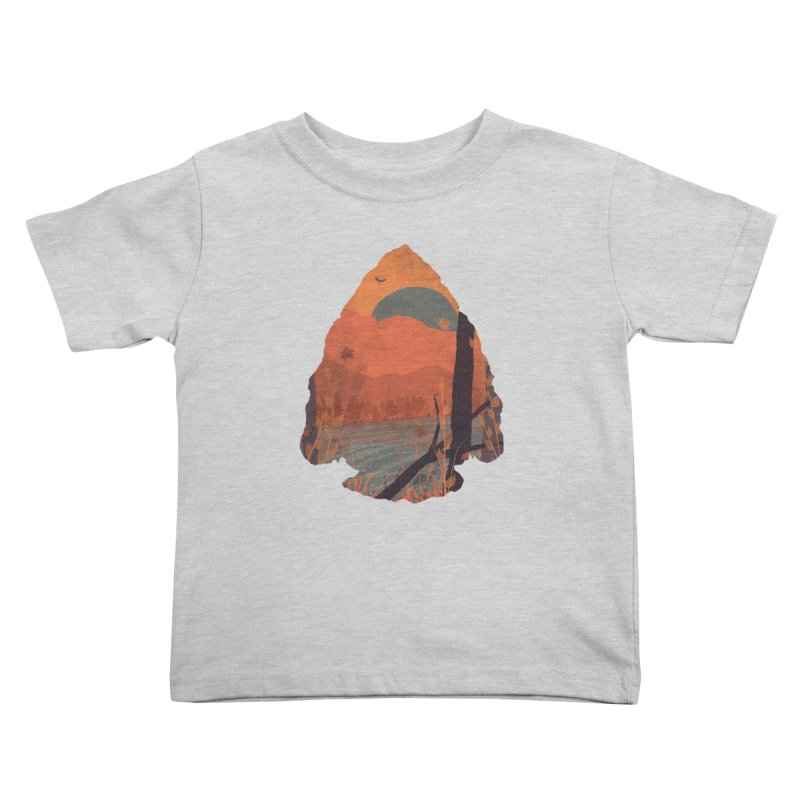 Autumn in the Gorge... Kids Toddler T-Shirt by NDTank's Artist Shop