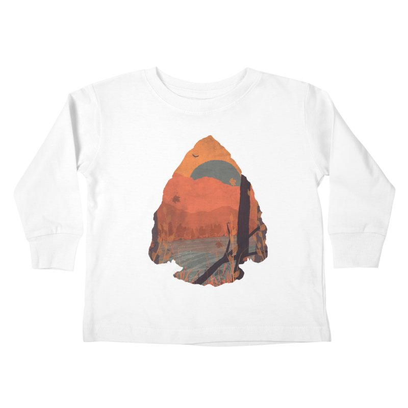 Autumn in the Gorge... Kids Toddler Longsleeve T-Shirt by NDTank's Artist Shop