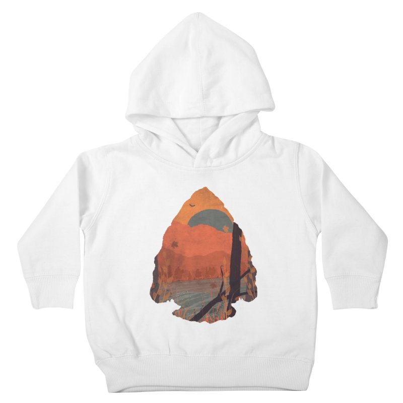 Autumn in the Gorge... Kids Toddler Pullover Hoody by NDTank's Artist Shop