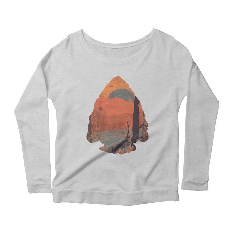 Autumn in the Gorge... Women's Longsleeve T-Shirt by NDTank's Artist Shop