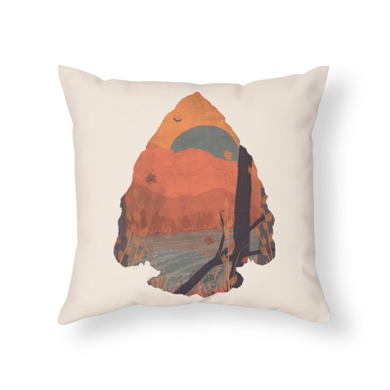 Autumn in the Gorge... Home Throw Pillow by NDTank's Artist Shop