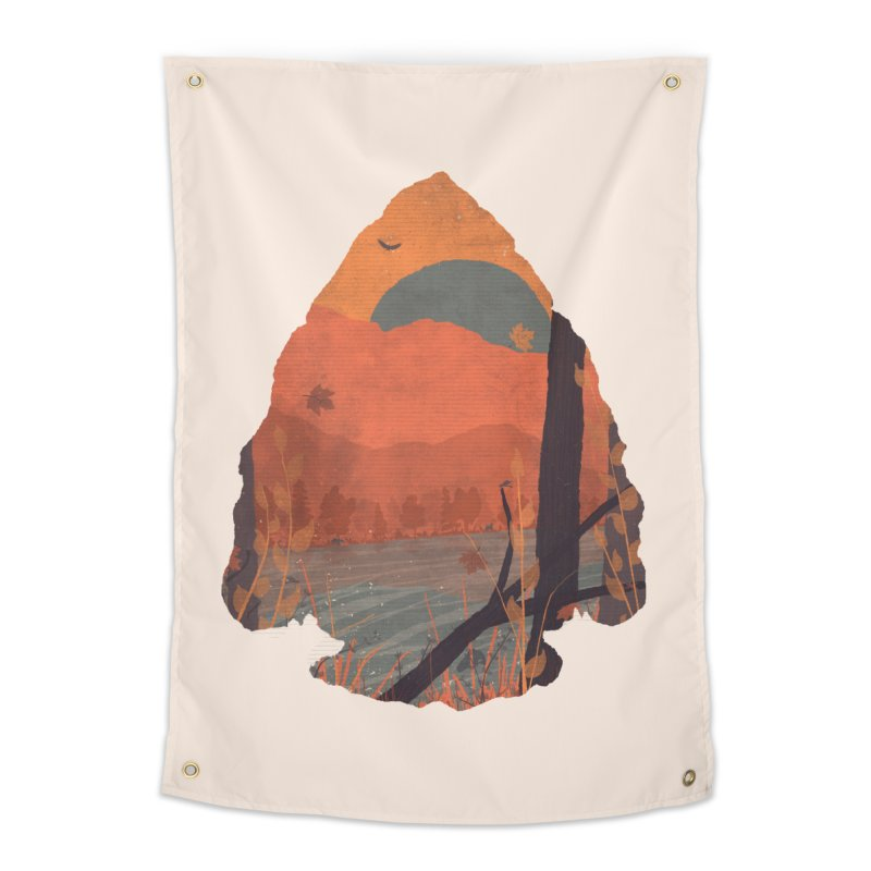 Autumn in the Gorge... Home Tapestry by NDTank's Artist Shop