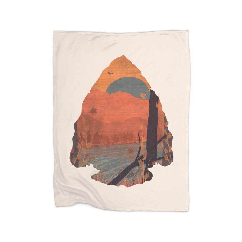 Autumn in the Gorge... Home Blanket by NDTank's Artist Shop