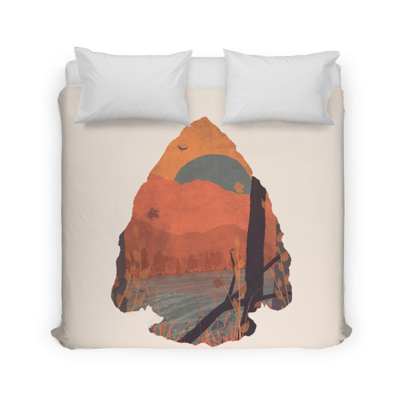 Autumn in the Gorge... Home Duvet by NDTank's Artist Shop