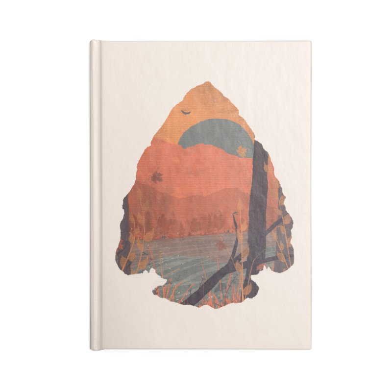 Autumn in the Gorge... Accessories Notebook by NDTank's Artist Shop