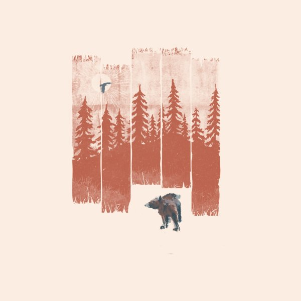 image for A Bear in the Wild...