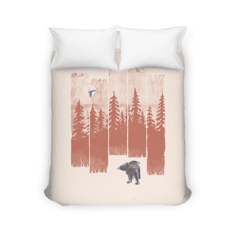 A Bear in the Wild... Home Duvet by NDTank's Artist Shop