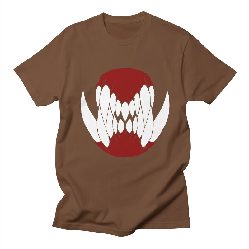 Ball Of Teeth Men's T-shirt by Necrotic Pixie's Artist Shop