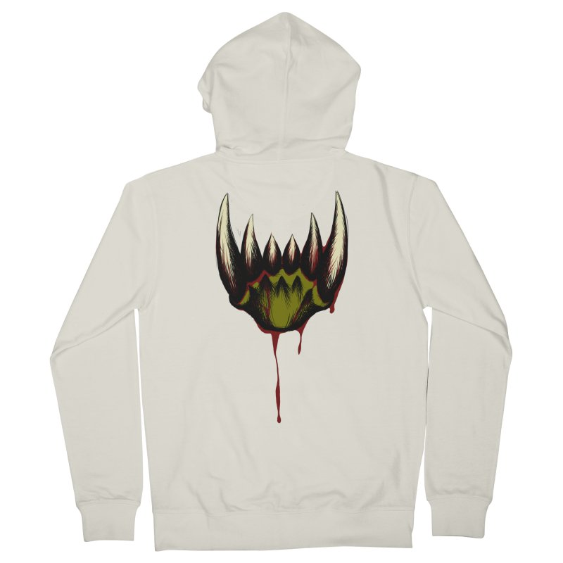 Howl Women's Zip-Up Hoody by Necrotic Pixie's Artist Shop