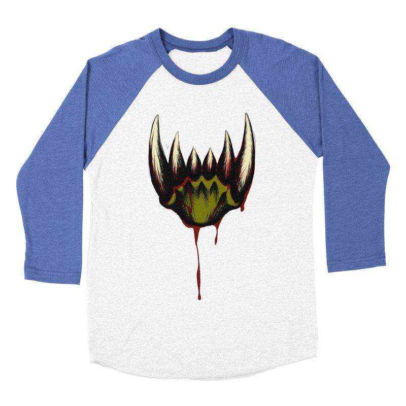 Howl Men's Baseball Triblend T-Shirt by Necrotic Pixie's Artist Shop