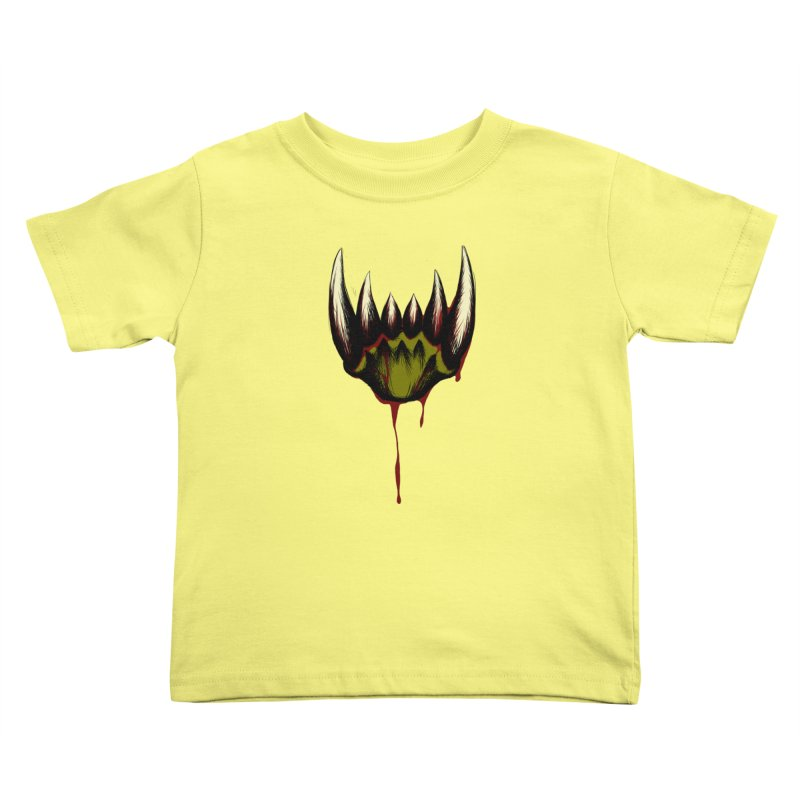 Howl Kids Toddler T-Shirt by Necrotic Pixie's Artist Shop