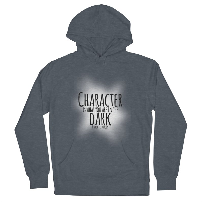 Who We Are In The Dark Women's Pullover Hoody by Necrotic Pixie's Artist Shop