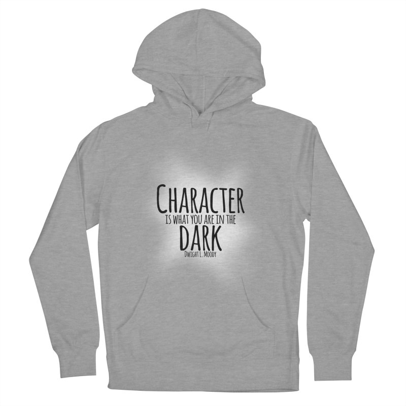 Who We Are In The Dark Men's Pullover Hoody by Necrotic Pixie's Artist Shop