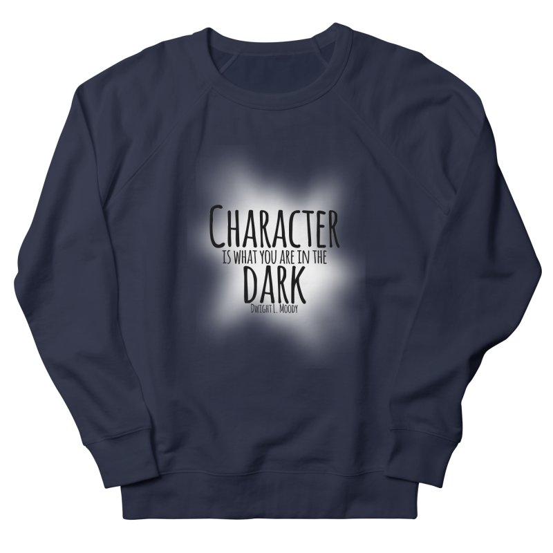 Who We Are In The Dark Women's Sweatshirt by Necrotic Pixie's Artist Shop