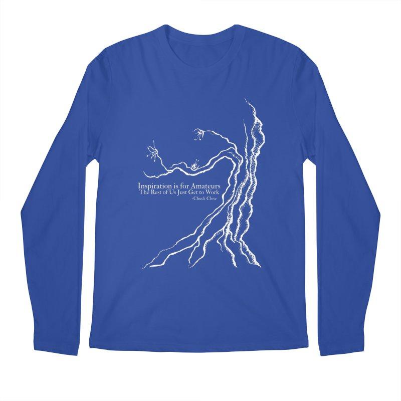 Inspiration Men's Longsleeve T-Shirt by Necrotic Pixie's Artist Shop