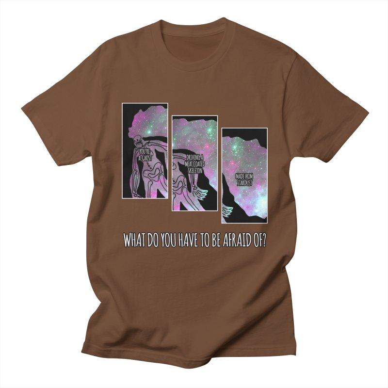 Ghostronaut Men's T-shirt by Necrotic Pixie's Artist Shop