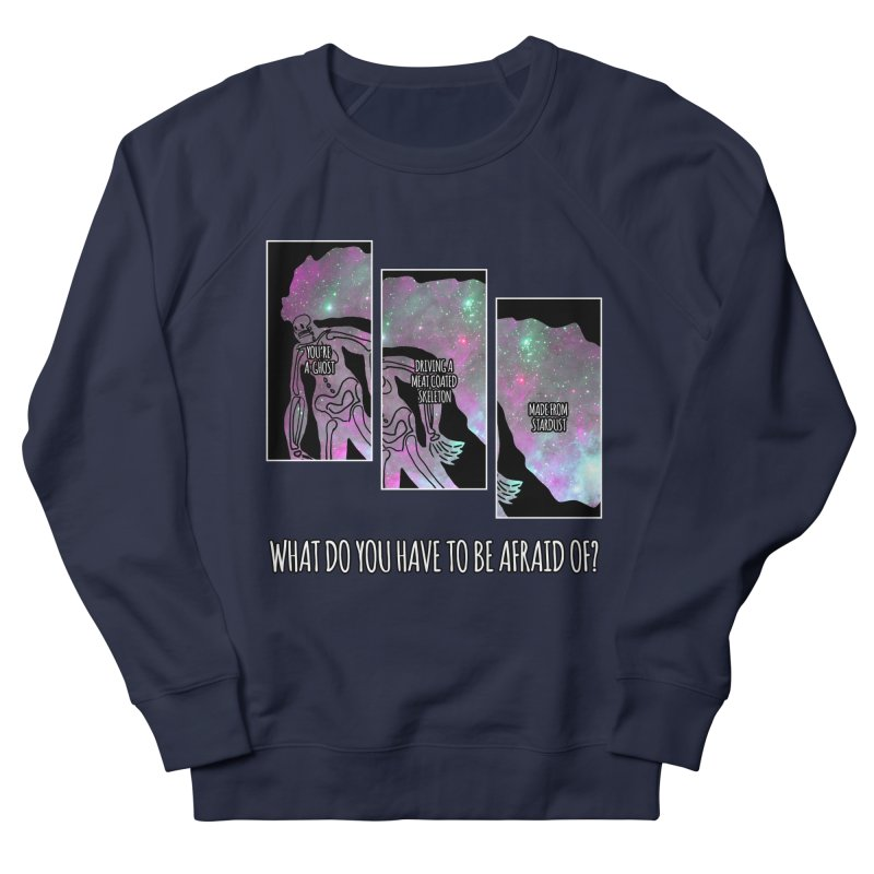 Ghostronaut Women's Sweatshirt by Necrotic Pixie's Artist Shop