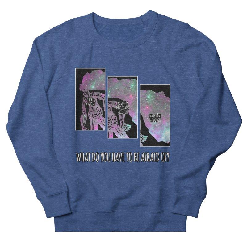 Ghostronaut Men's Sweatshirt by Necrotic Pixie's Artist Shop