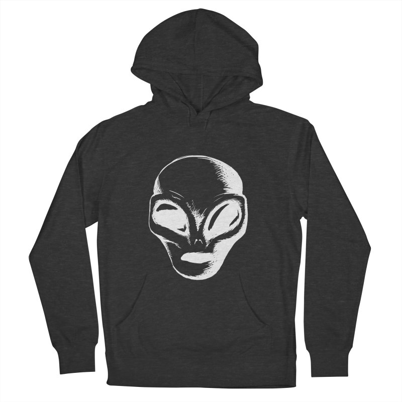 Alien Women's Pullover Hoody by Necrotic Pixie's Artist Shop